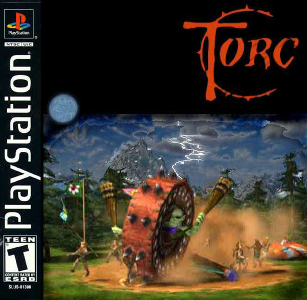 Torc - Legend of the Ogre Crown [U] [BETA] Front Cover